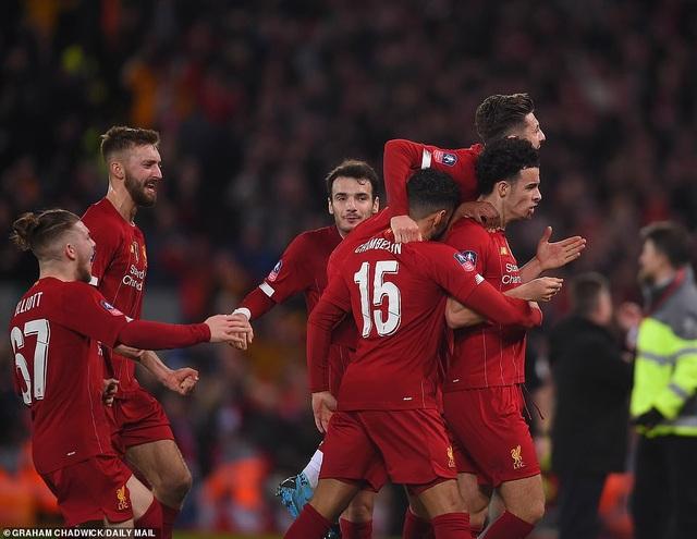 Minamino ra mắt nhạt nhòa, Liverpool vẫn gieo trái đắng cho Everton - 1