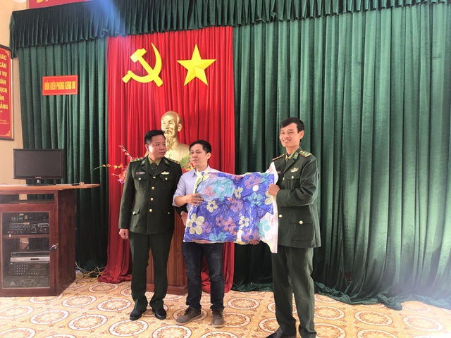 Báo Dân trí khánh thành điểm trường Mầm non sát biên giới Việt - Lào - 8