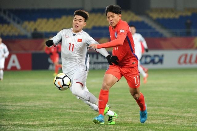Báo Hàn Quốc muốn đội nhà gặp U23 Việt Nam ở tứ kết - 2
