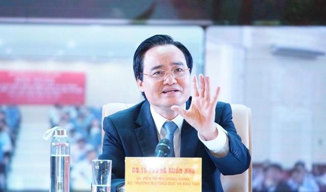 Bộ trưởng Phùng Xuân Nhạ: Hội đồng trường phải thực quyền theo Nghị định 99 - 3