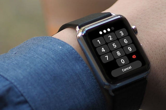 Cách mở khóa Apple Watch bằng iPhone - 1