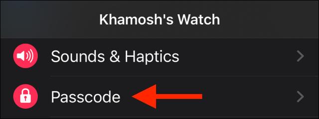 Cách mở khóa Apple Watch bằng iPhone - 2
