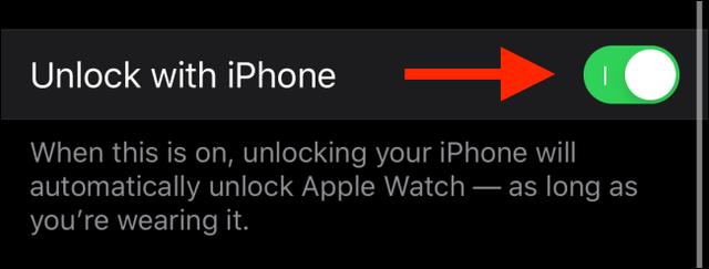 Cách mở khóa Apple Watch bằng iPhone - 3