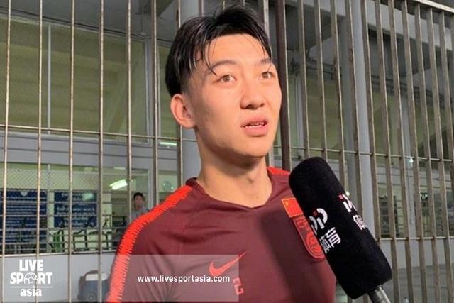 Ngôi sao U23 Trung Quốc tự tin vô địch U23 châu Á - 1