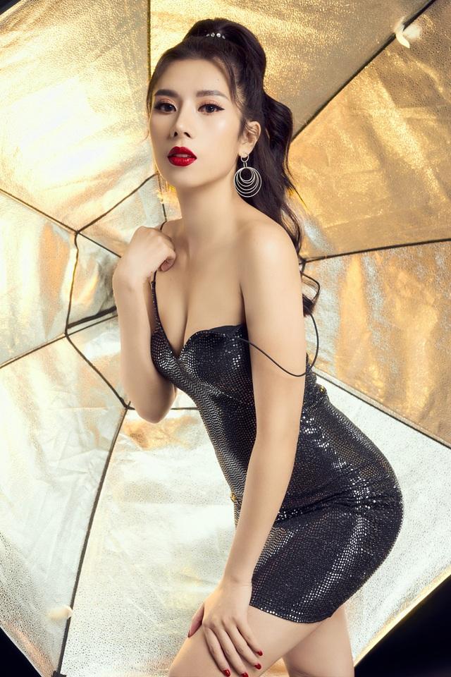 Không còn cổ điển, Dương Yến Nhung quyến rũ trong bộ ảnh mới - 3