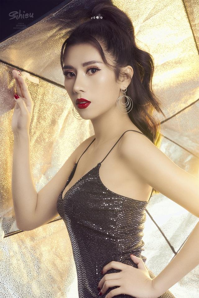 Không còn cổ điển, Dương Yến Nhung quyến rũ trong bộ ảnh mới - 5