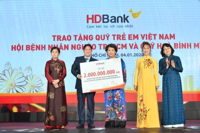 30 năm thành lập và phát triển, HDBank đón nhận Huân chương Lao động - 5