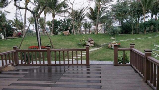 """Nhà vườn hoành tráng 4 mùa rợp bóng cây xanh của """"Nam Tào"""" Xuân Bắc - 15"""