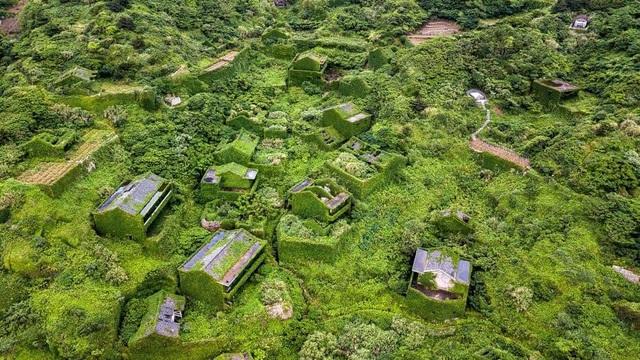 """Ngôi làng bỏ hoang bất ngờ gây """"sốt"""" bởi những nhà cây đẹp mê mẩn như cổ tích - 4"""