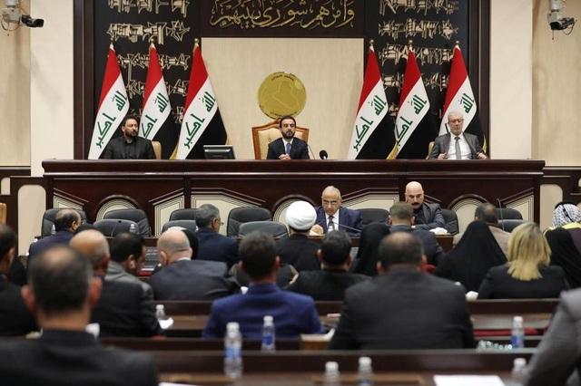Iraq yêu cầu nước ngoài rút quân sau vụ Mỹ giết tướng Iran - 1