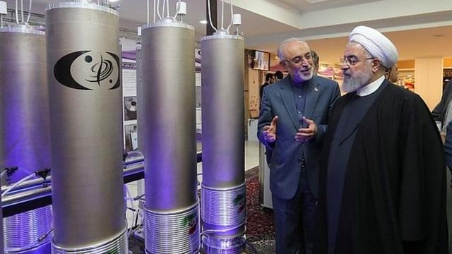 Iran tuyên bố làm giàu uranium không giới hạn sau khi mất tướng cấp cao - 1