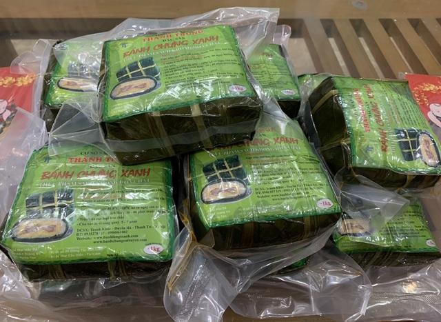 Hương vị Tết ở làng bánh chưng Tranh Khúc - 8
