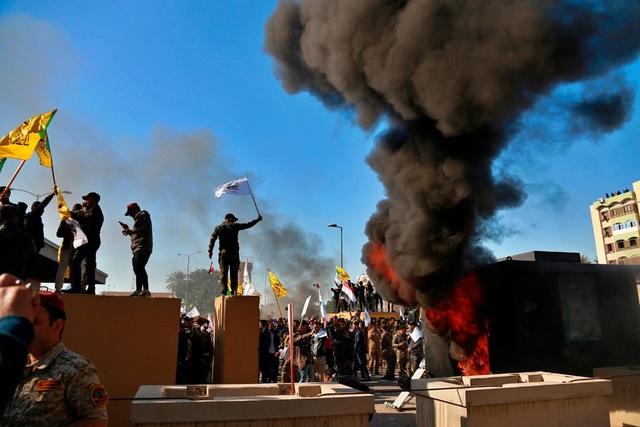"""Lệnh ám sát tướng Iran: Ông Trump """"châm ngòi"""" cuộc khủng hoảng ngoại giao  - 1"""