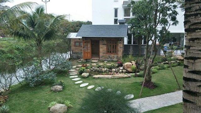 """Nhà vườn hoành tráng 4 mùa rợp bóng cây xanh của """"Nam Tào"""" Xuân Bắc - 13"""