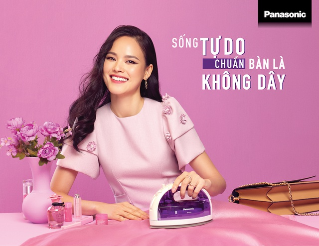 Bàn ủi không dây: Công nghệ thay đổi cuộc sống phụ nữ Việt - 1