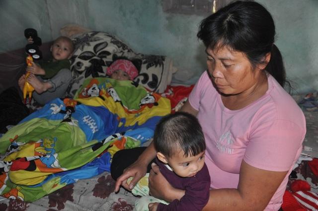 Mẹ đau đớn như đứt từng khúc ruột nhìn con trai 3 tuổi ung thư ôm em gái tim bẩm sinh - 3