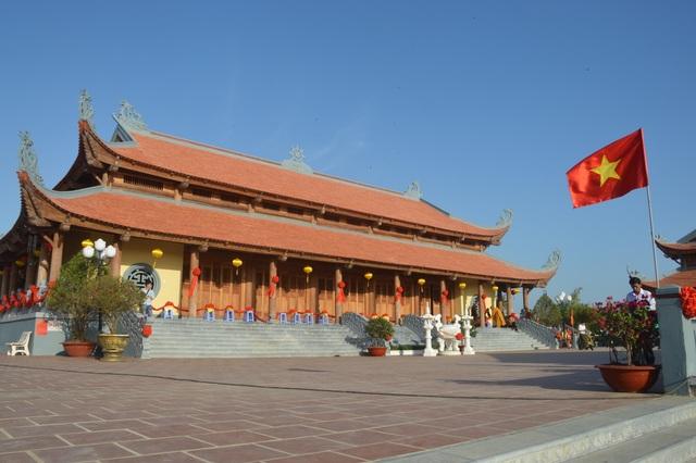 Khánh thành Thiền viện Trúc Lâm Sóc Trăng - 2