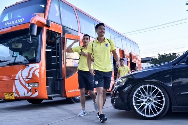 U23 Thái Lan thắng trong trận khởi động cuối cùng trước giải U23 châu Á - 2