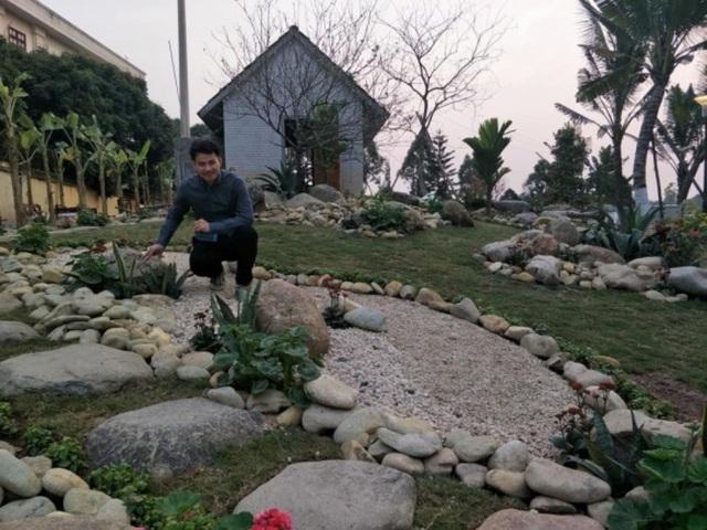 """Nhà vườn hoành tráng 4 mùa rợp bóng cây xanh của """"Nam Tào"""" Xuân Bắc - 6"""