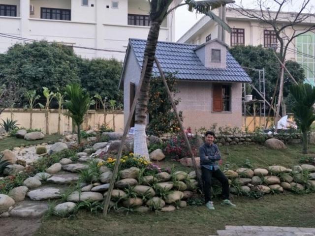 """Nhà vườn hoành tráng 4 mùa rợp bóng cây xanh của """"Nam Tào"""" Xuân Bắc - 7"""
