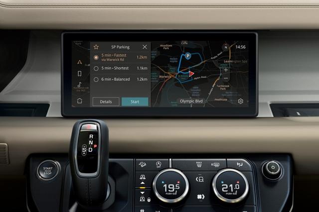 Vì sao Land Rover chọn triển lãm công nghệ CES 2020 để giới thiệu Defender mới? - 15