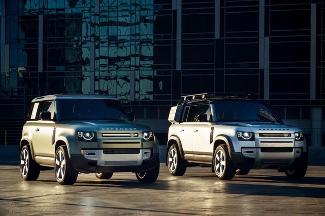 Vì sao Land Rover chọn triển lãm công nghệ CES 2020 để giới thiệu Defender mới? - 7