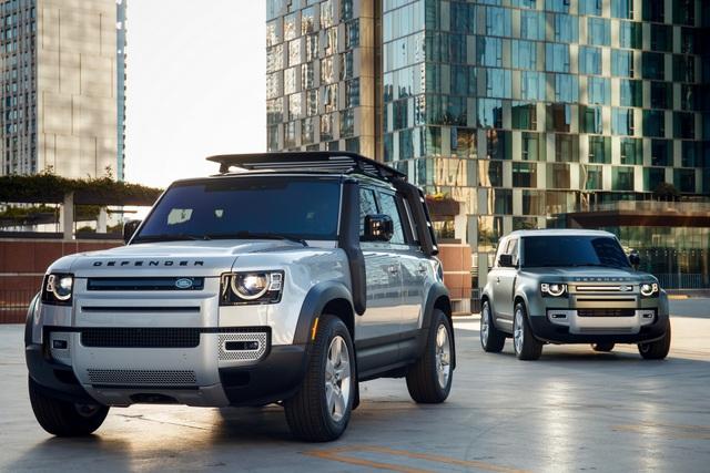 Vì sao Land Rover chọn triển lãm công nghệ CES 2020 để giới thiệu Defender mới? - 1