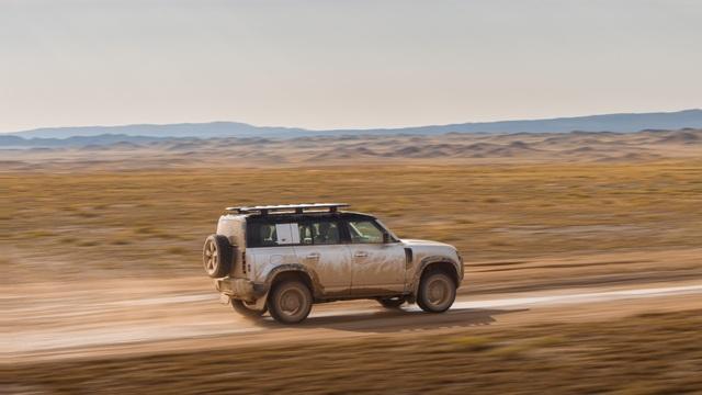Vì sao Land Rover chọn triển lãm công nghệ CES 2020 để giới thiệu Defender mới? - 11