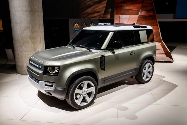 Vì sao Land Rover chọn triển lãm công nghệ CES 2020 để giới thiệu Defender mới? - 3