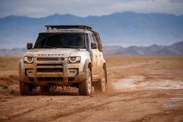 Vì sao Land Rover chọn triển lãm công nghệ CES 2020 để giới thiệu Defender mới? - 10