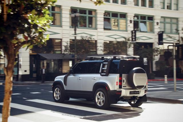 Vì sao Land Rover chọn triển lãm công nghệ CES 2020 để giới thiệu Defender mới? - 9