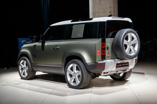 Vì sao Land Rover chọn triển lãm công nghệ CES 2020 để giới thiệu Defender mới? - 4