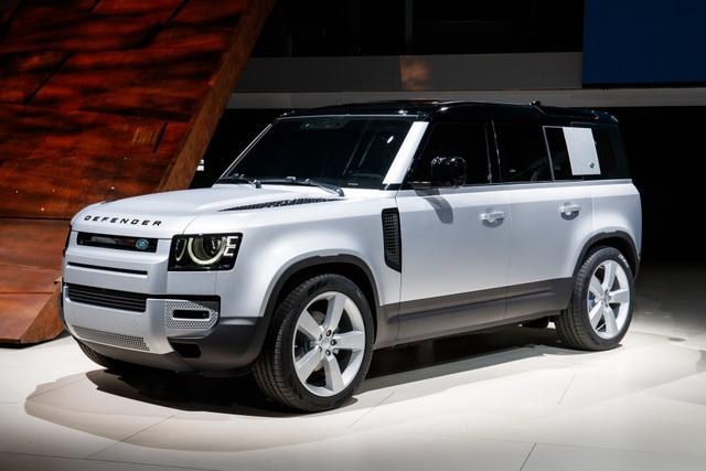Vì sao Land Rover chọn triển lãm công nghệ CES 2020 để giới thiệu Defender mới? - 5