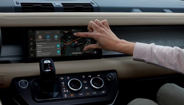 Vì sao Land Rover chọn triển lãm công nghệ CES 2020 để giới thiệu Defender mới? - 19