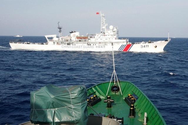 Indonesia huy động ngư dân cùng hải quân đối phó tàu Trung Quốc - 1