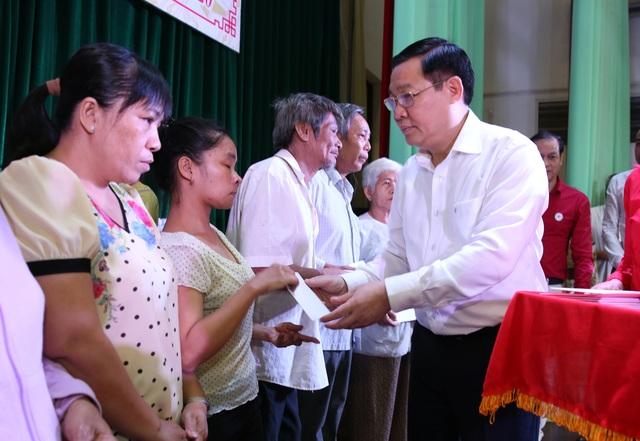 Phó Thủ tướng: Tiết kiệm, chống lãng phí để chăm lo tốt hơn cho người nghèo - 1