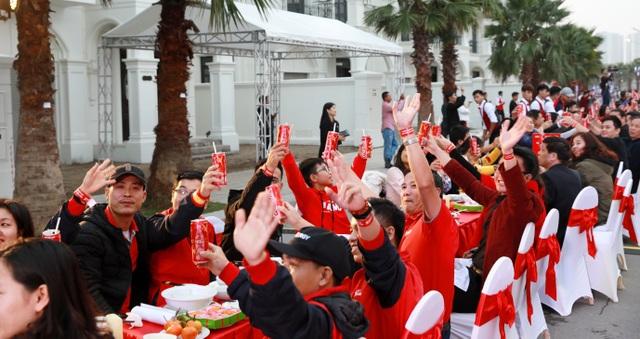 Bàn tiệc Tết dài nhất Châu Á: Không chỉ là một kỷ lục! - 6