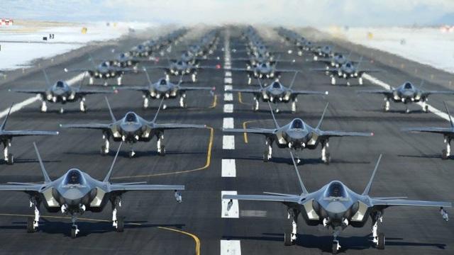Công ty hàng không Mỹ làm lộ bí mật tiêm kích F-35, F-22 cho Trung Quốc - 1