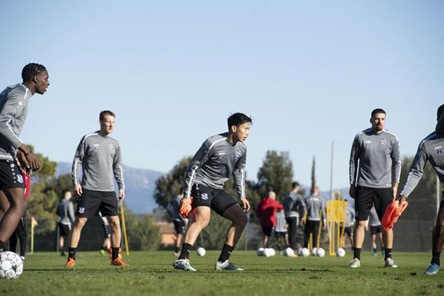 Cầu thủ Heerenveen khen Văn Hậu trong chuyến tập huấn ở Tây Ban Nha - 3