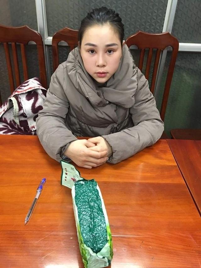 Hà Nội: Hot girl tham gia đường dây buôn bán ma tuý - 1