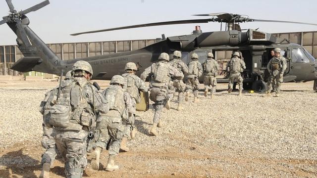 Mỹ gửi nhầm thư nháp thông báo rút quân sau khi dọa trừng phạt Iraq  - 1