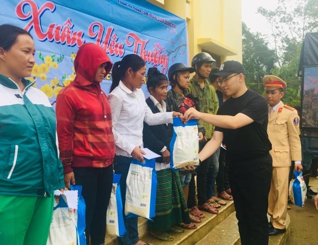 Một du học sinh Việt tại Mỹ mở sổ tiết kiệm làm từ thiện ở quê nhà - 2