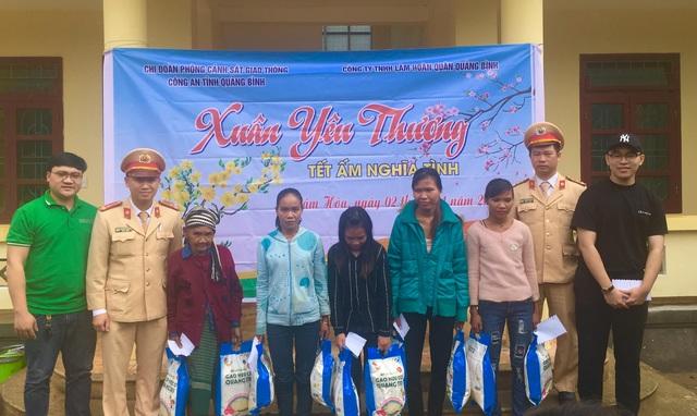Một du học sinh Việt tại Mỹ mở sổ tiết kiệm làm từ thiện ở quê nhà - 1