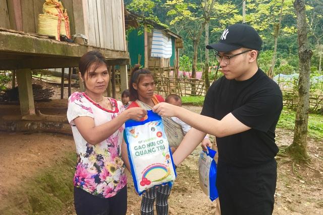 Một du học sinh Việt tại Mỹ mở sổ tiết kiệm làm từ thiện ở quê nhà - 4