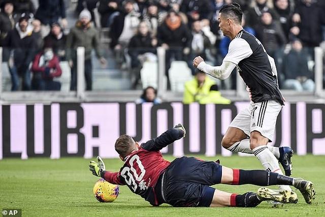 C.Ronaldo lập nhiều kỷ lục với cú hattrick đầu năm 2020 - 2