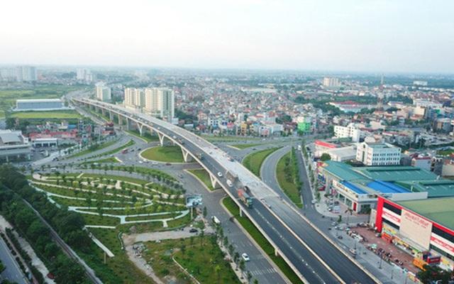 Sau 2 năm quy hoạch Thủ đô, BĐS khu Đông phát triển bứt phá - 2