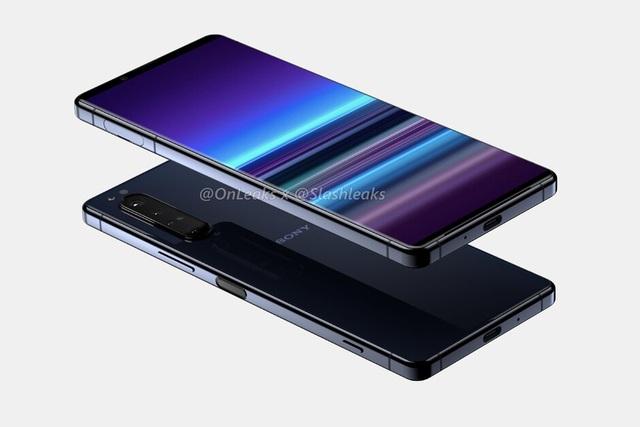 Lộ ảnh smartphone Xperia 5 Plus của Sony với thiết kế mới mẻ - 2