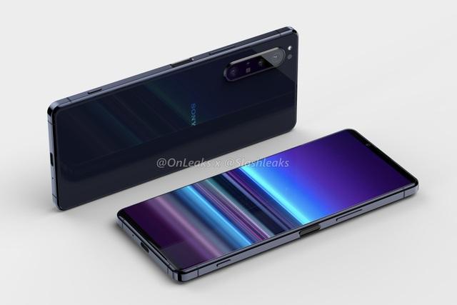 Lộ ảnh smartphone Xperia 5 Plus của Sony với thiết kế mới mẻ - 3
