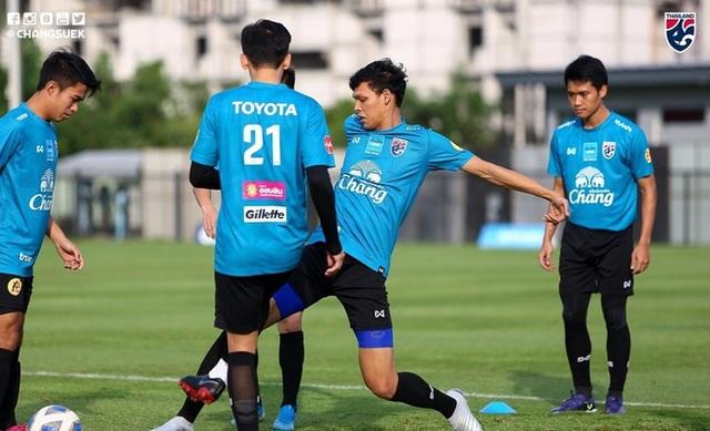 """Báo Thái Lan: """"U23 Thái Lan không thua kém U23 Việt Nam"""" - 1"""