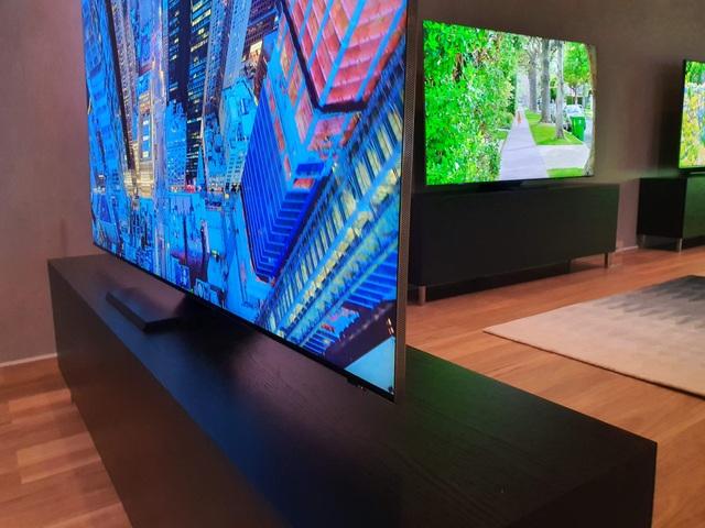 Cận cảnh TV 8K không viền màn hình của Samsung tại CES 2020 - 3